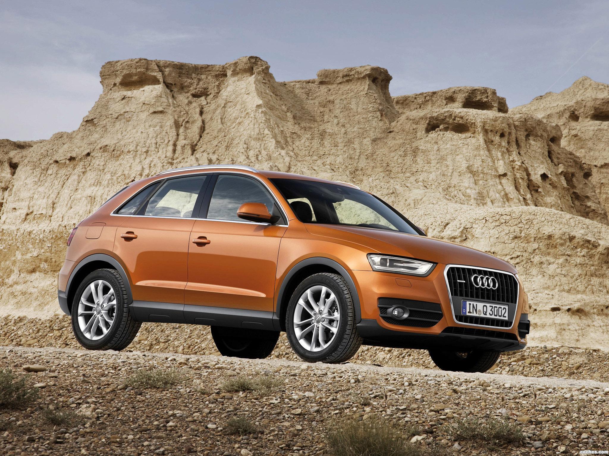 Foto 49 de Audi Q3 2011