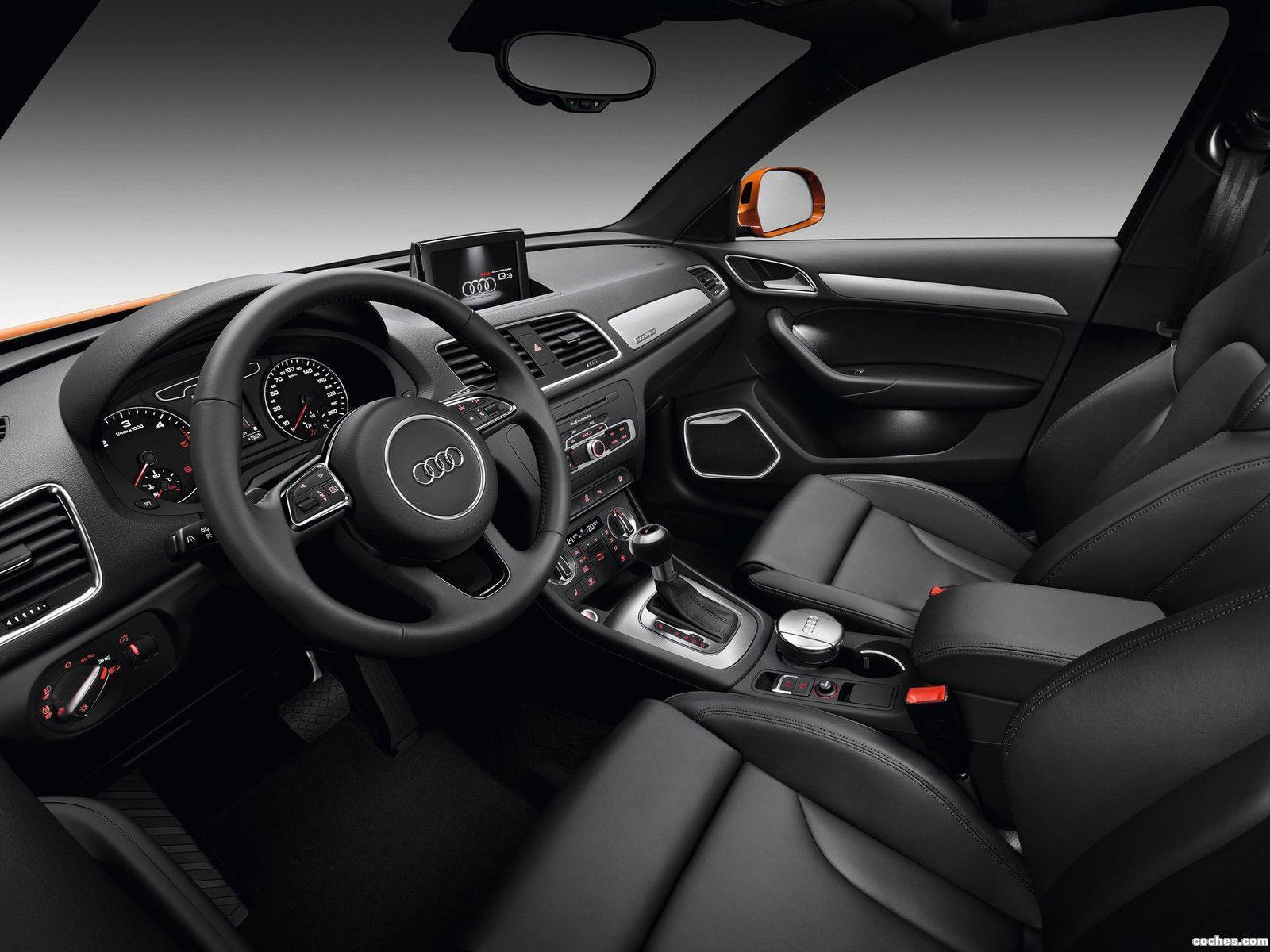 Foto 29 de Audi Q3 2011