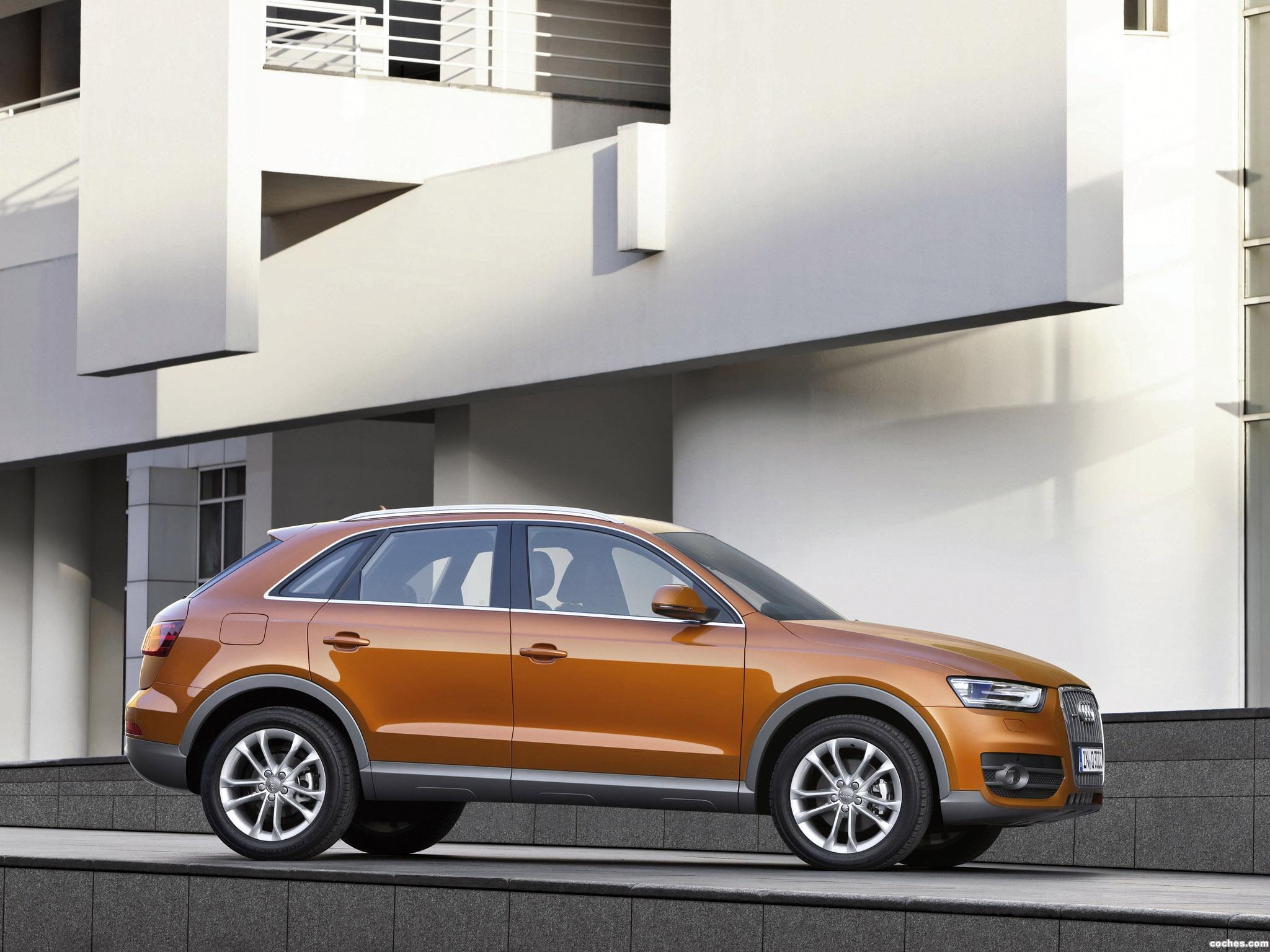 Foto 41 de Audi Q3 2011