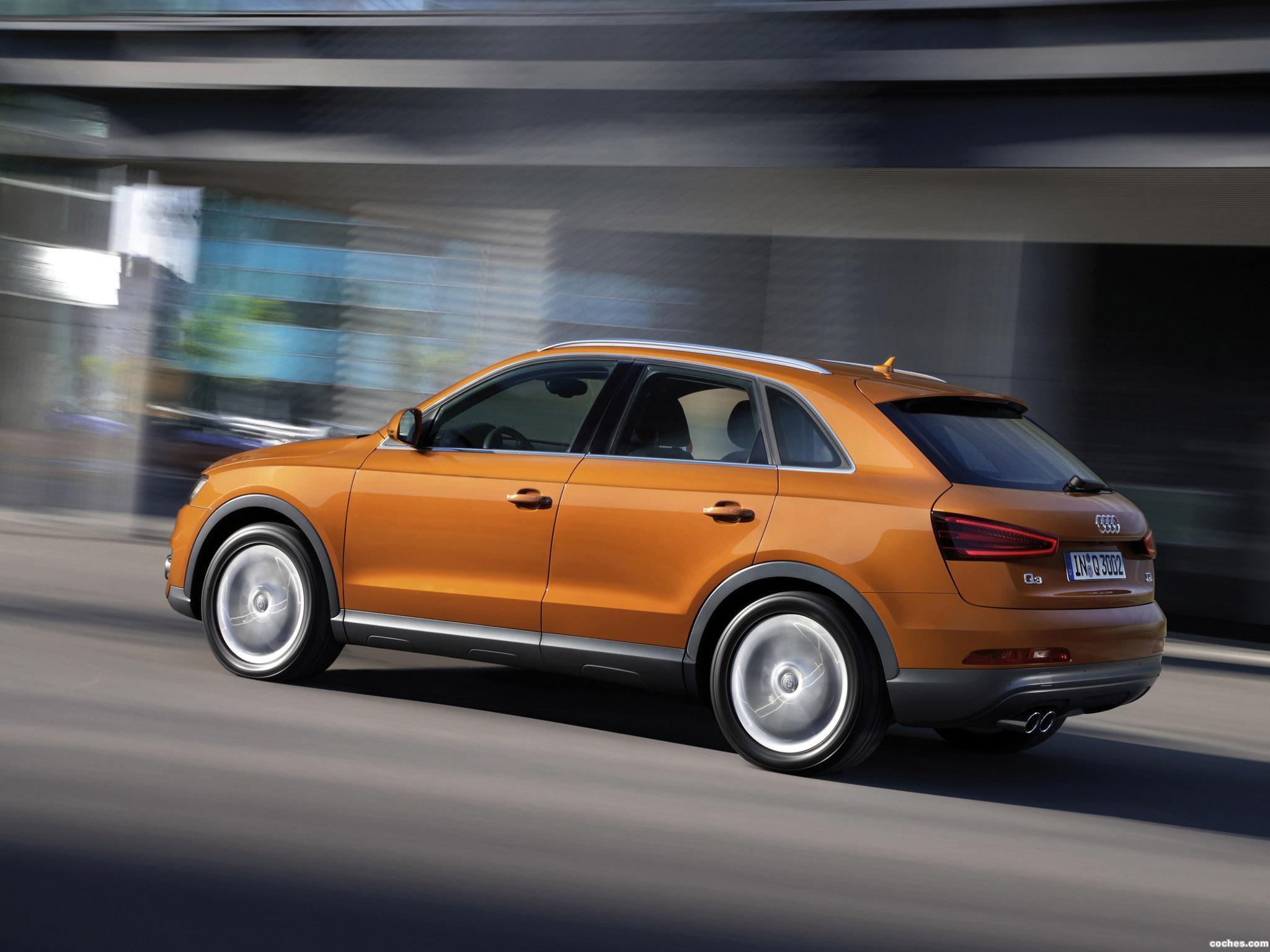 Foto 38 de Audi Q3 2011