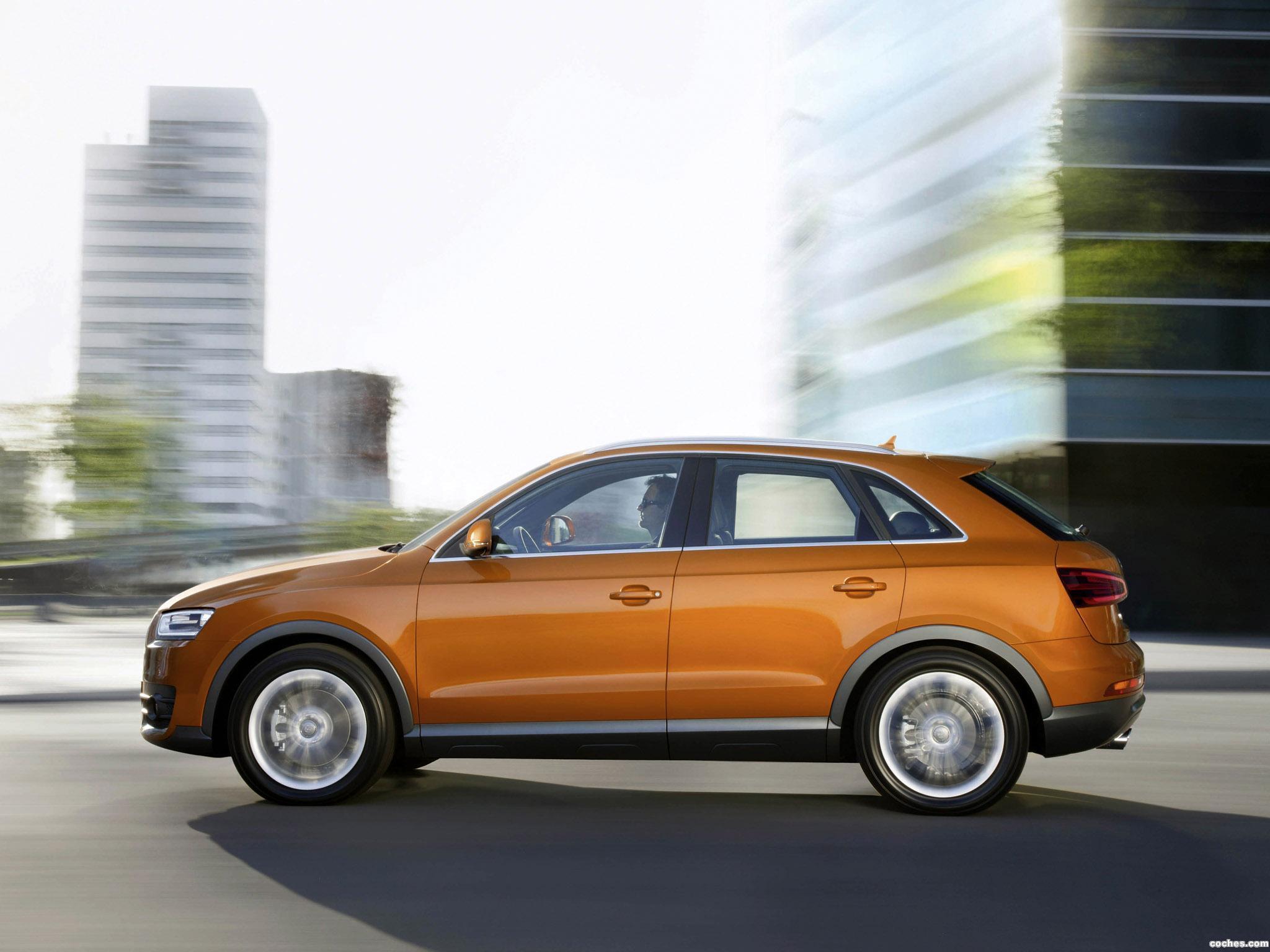 Foto 37 de Audi Q3 2011