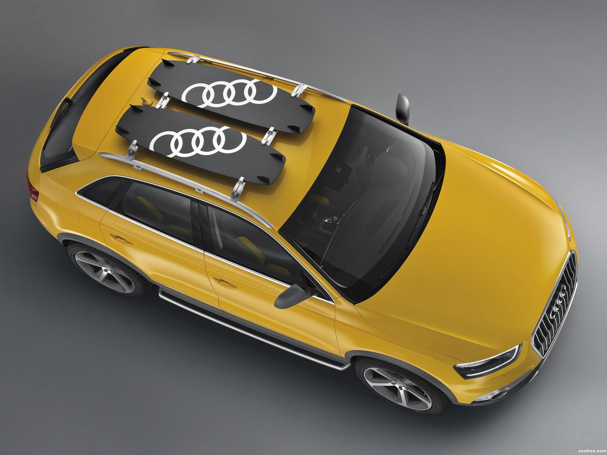 Foto 6 de Audi Q3 Jinlong Yufeng 2012