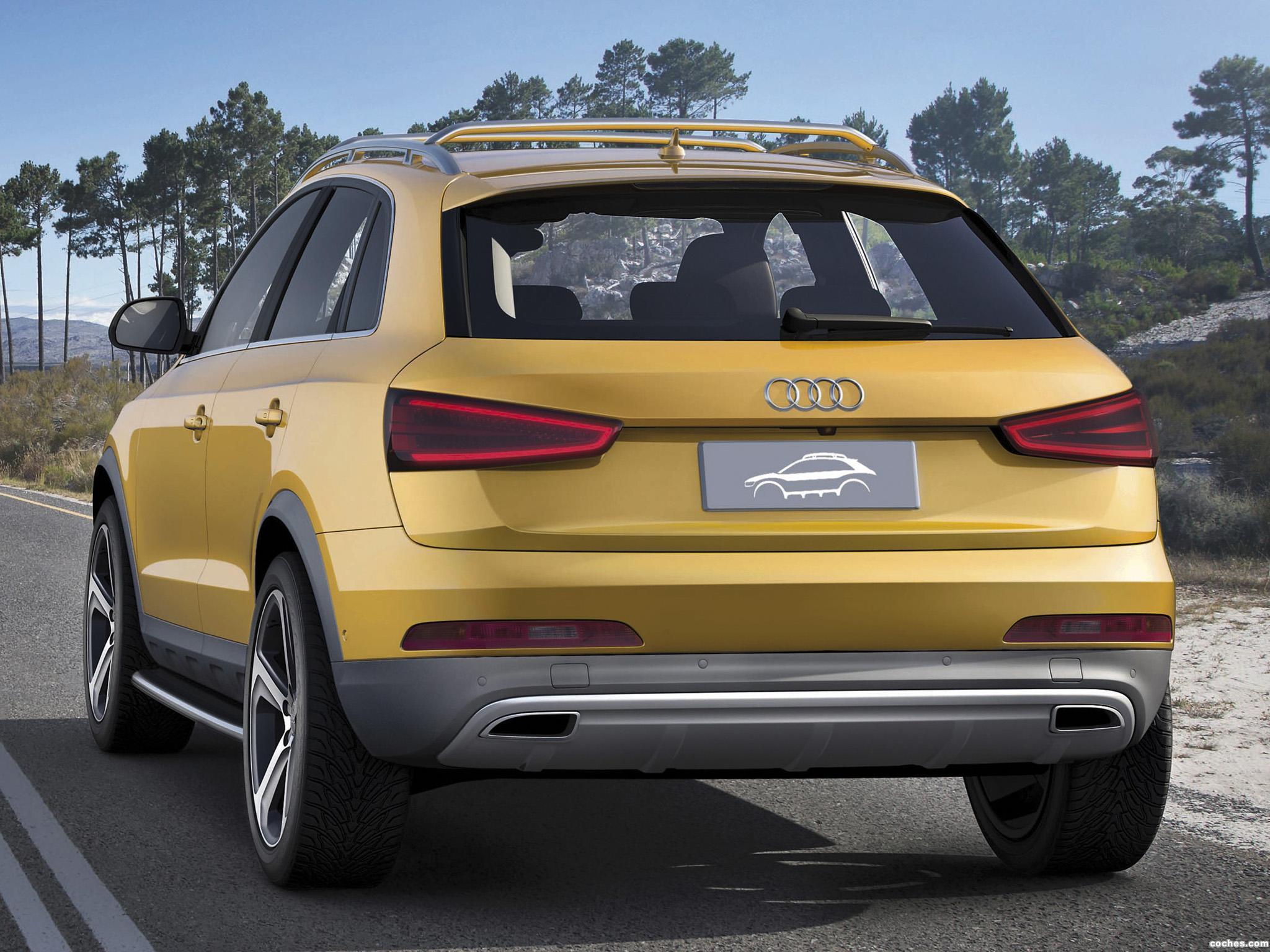 Foto 10 de Audi Q3 Jinlong Yufeng 2012