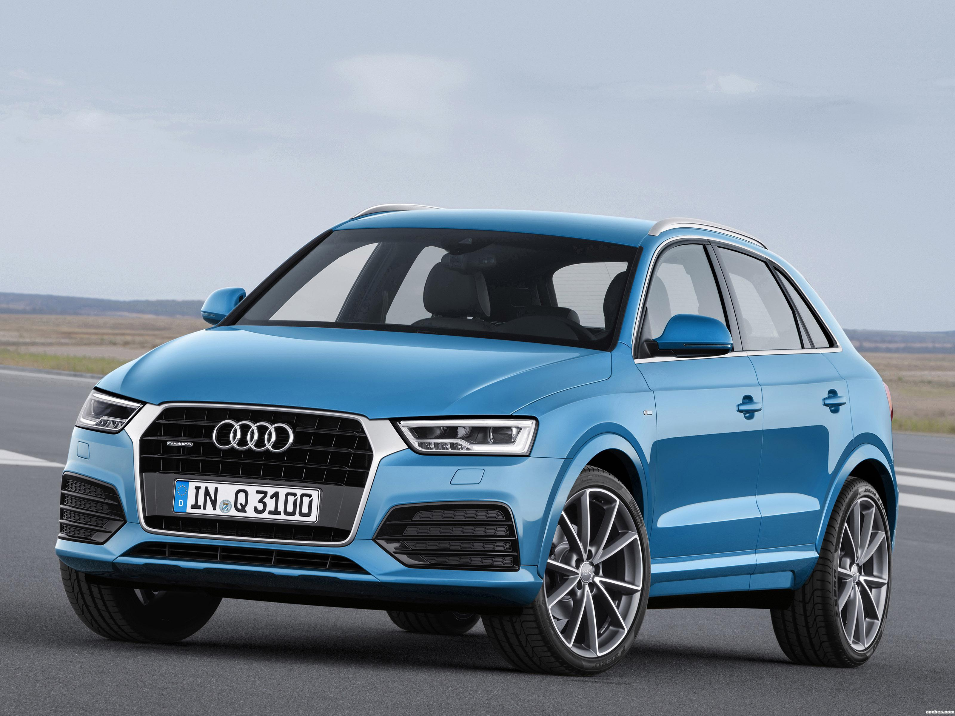 fotos de audi q3 s line quattro 2015. Black Bedroom Furniture Sets. Home Design Ideas
