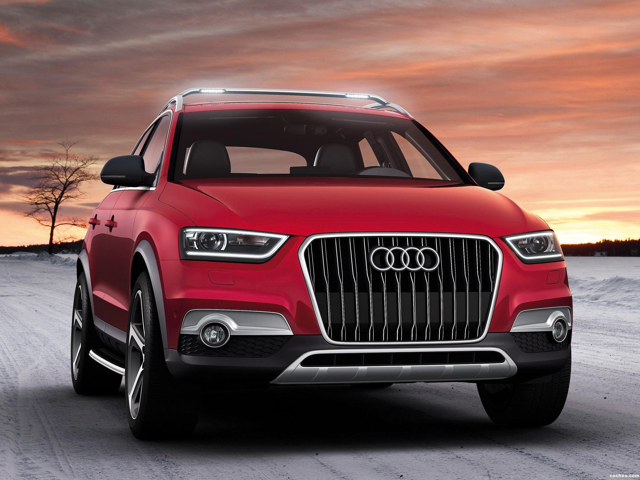 Foto 0 de Audi Q3 Vail Concept 2012