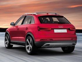 Ver foto 2 de Audi Q3 Vail Concept 2012