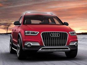 Ver foto 1 de Audi Q3 Vail Concept 2012