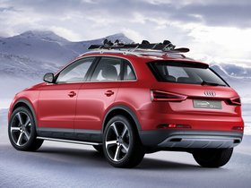 Ver foto 10 de Audi Q3 Vail Concept 2012