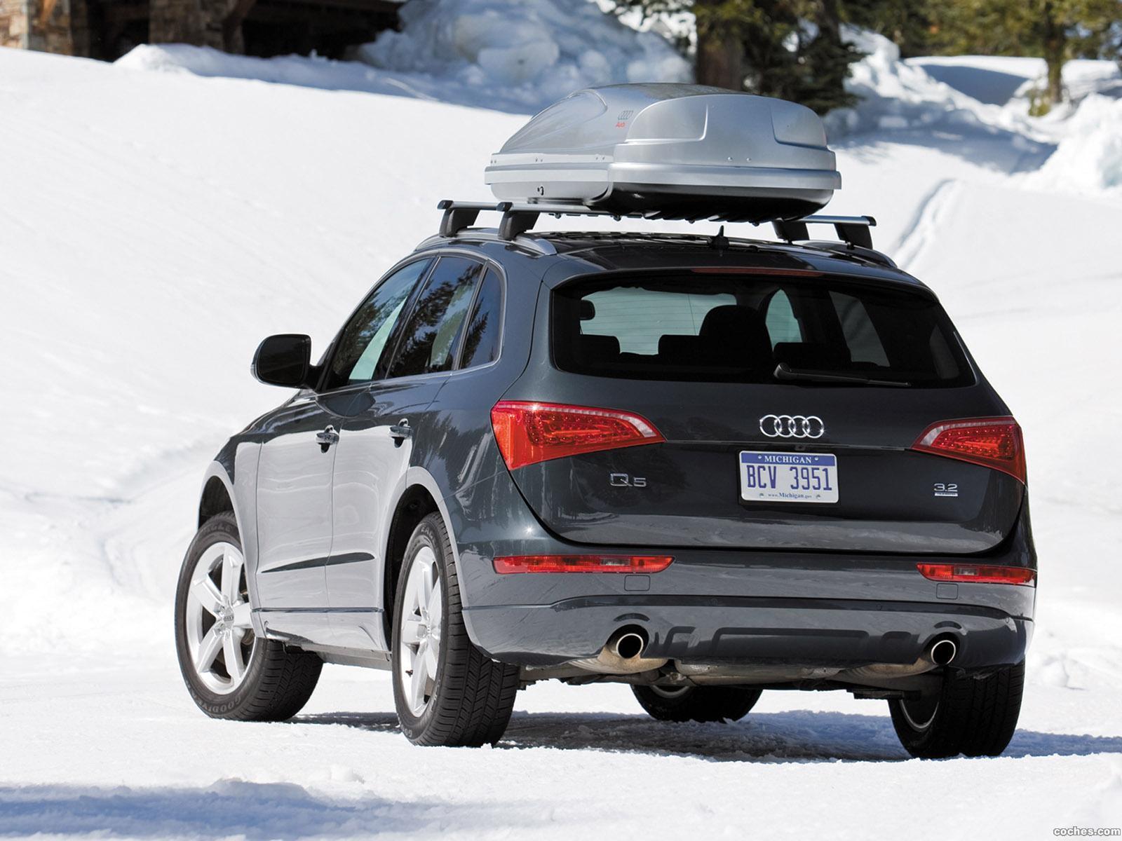 Foto 13 de Audi Q5 3.2 Quattro USA 2009