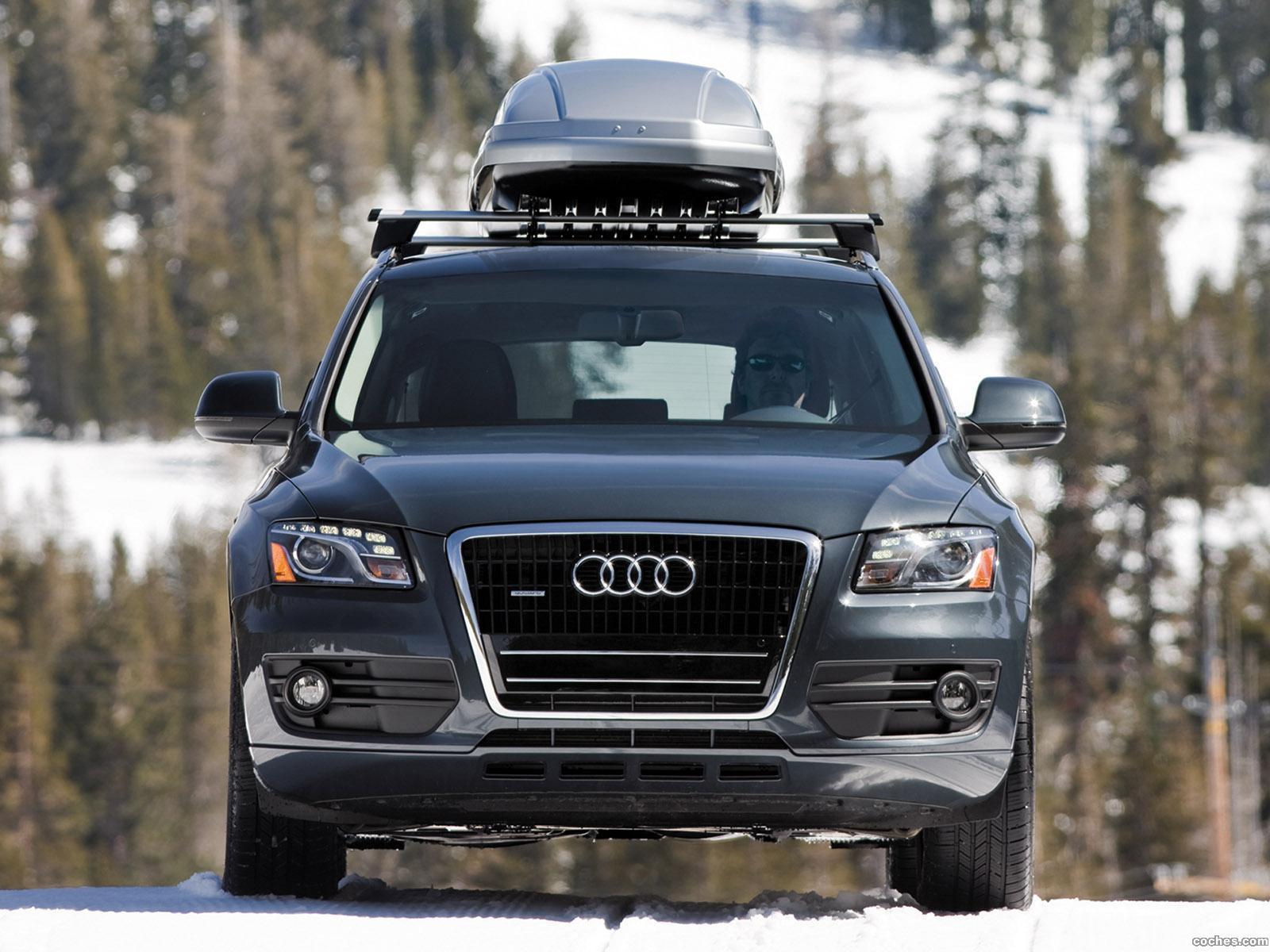 Foto 12 de Audi Q5 3.2 Quattro USA 2009