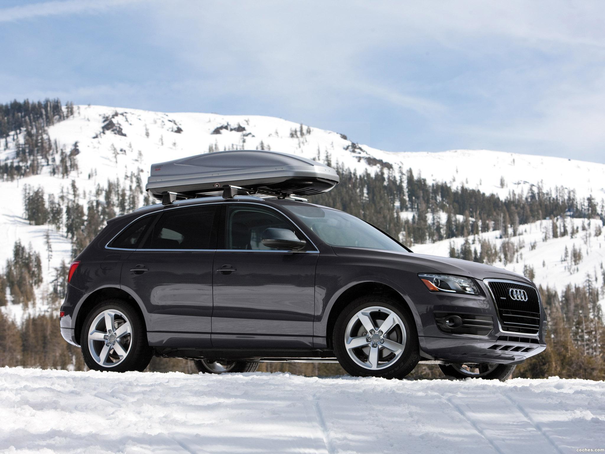 Foto 11 de Audi Q5 3.2 Quattro USA 2009