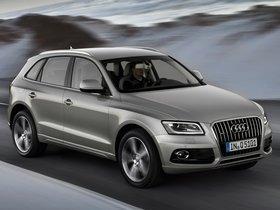 Ver foto 10 de Audi Q5 3.0 TFSI Quattro 2012