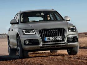 Ver foto 1 de Audi Q5 3.0 TFSI Quattro 2012