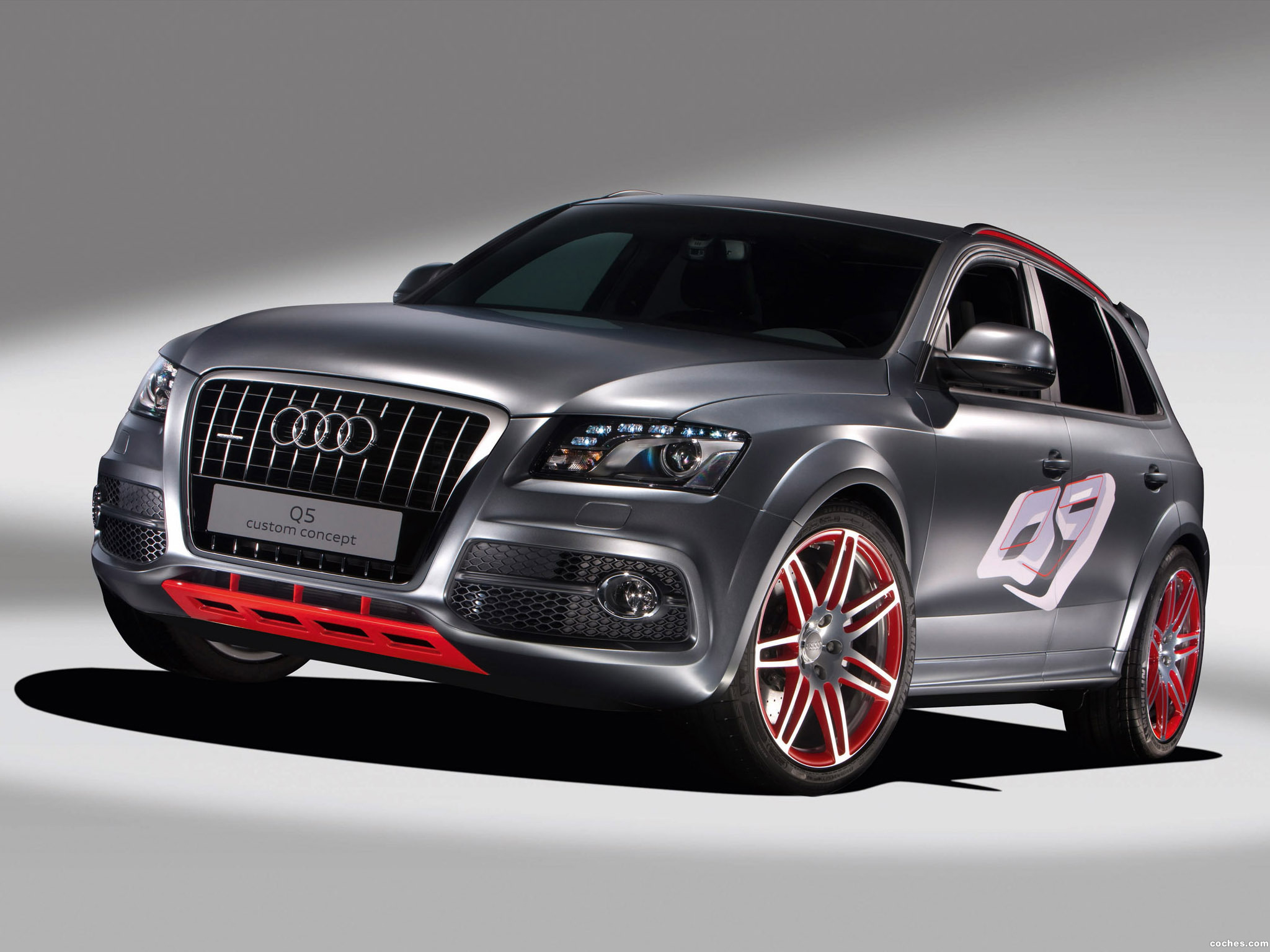 Foto 0 de Audi Q5 Custom Concept 2009