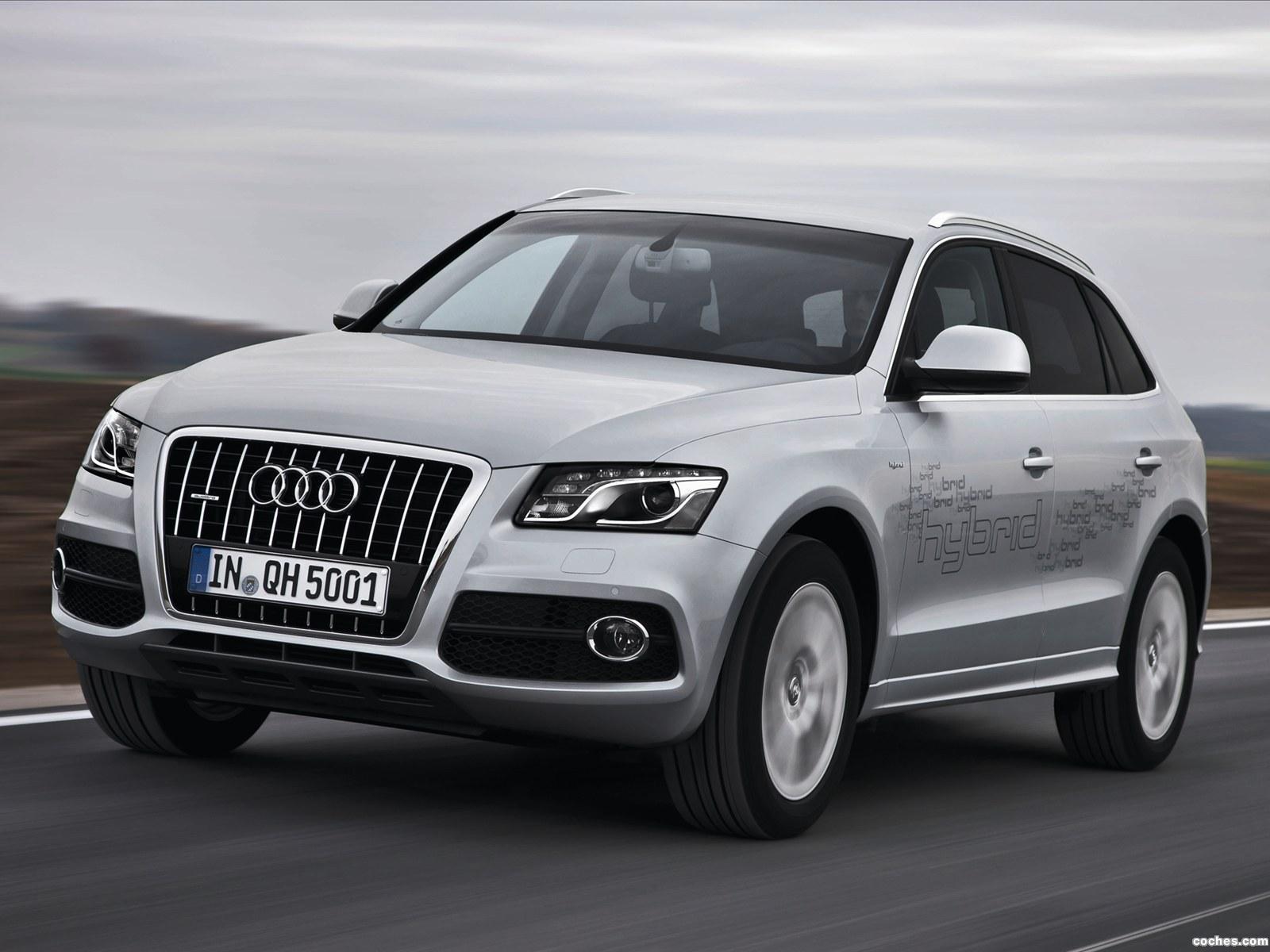 Foto 0 de Audi Q5 Hybrid 2011