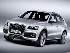 Fotos de Audi Q5 S-Line 2008