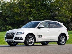 Ver foto 4 de Audi Q5 TDI Quattro USA 2014