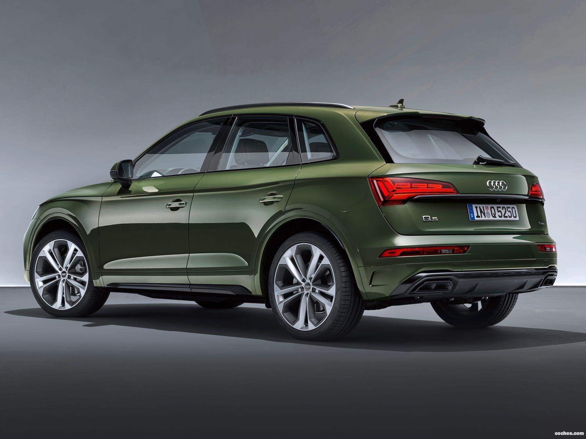 Foto 29 de Audi Q5 40 TDI quattro S line 2020