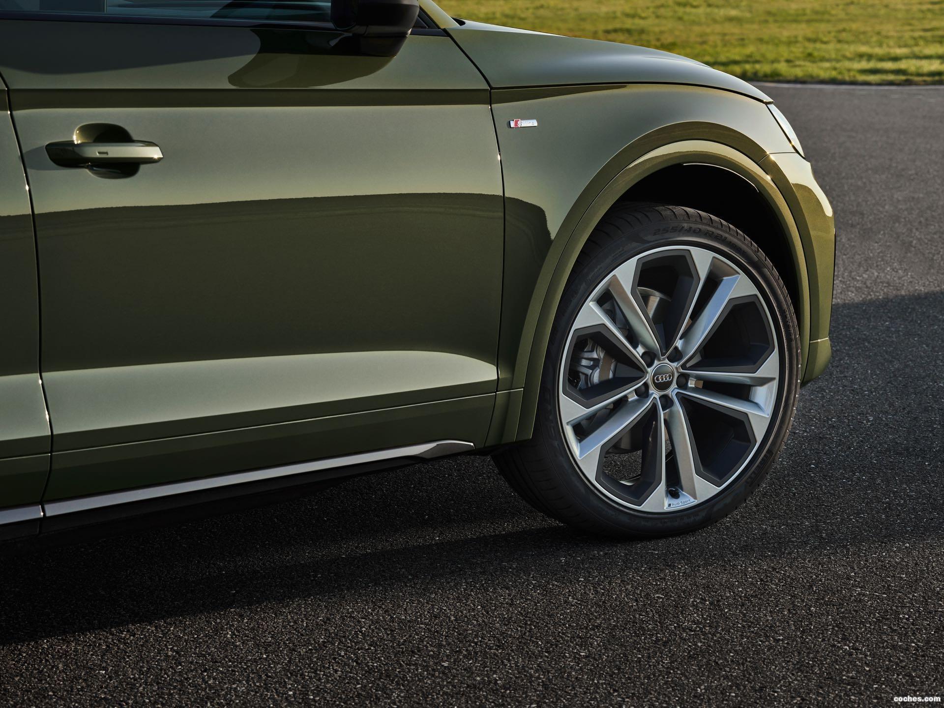 Foto 20 de Audi Q5 40 TDI quattro S line 2020