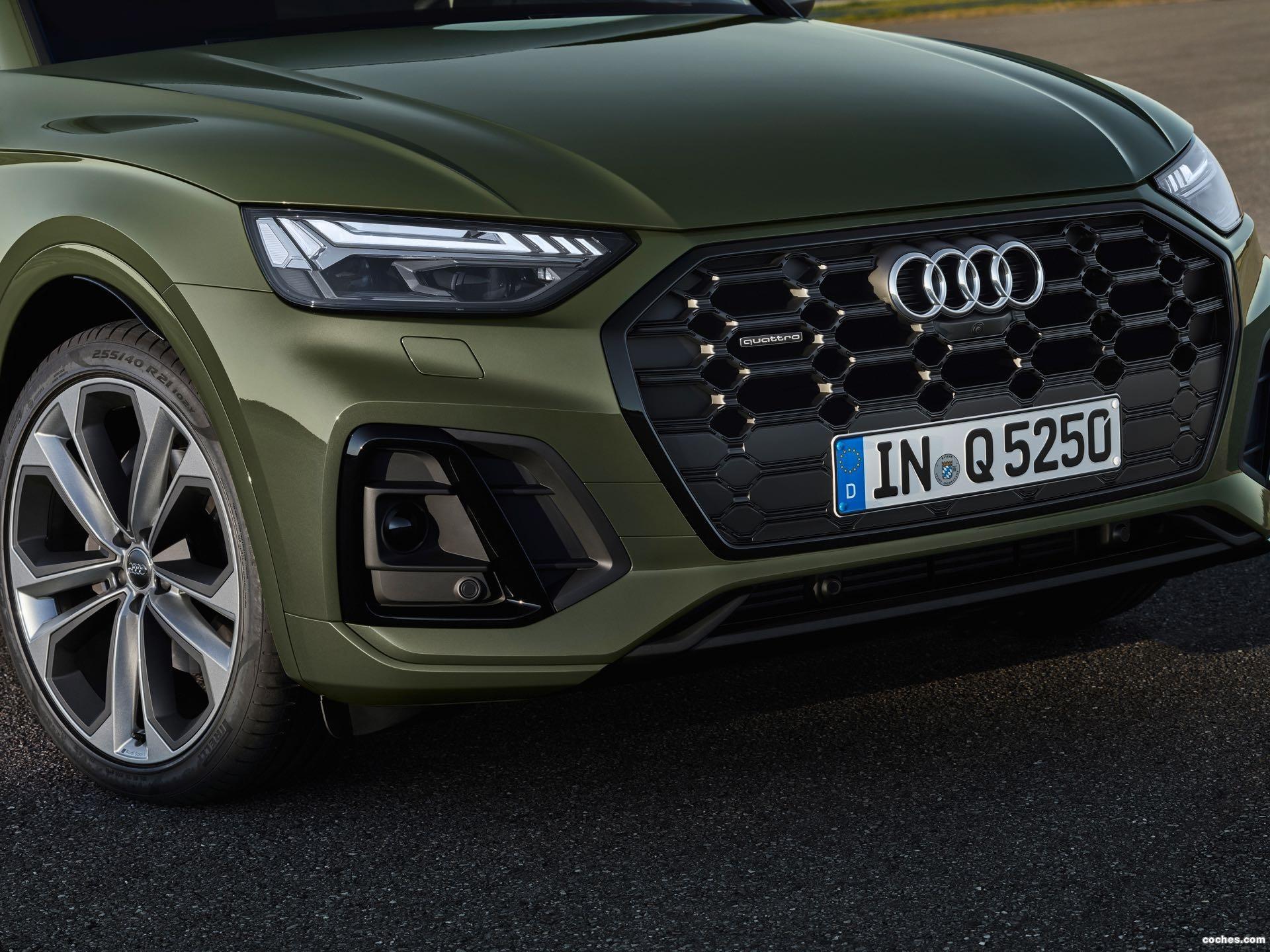 Foto 35 de Audi Q5 40 TDI quattro S line 2020