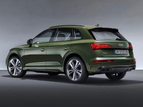 Ver foto 30 de Audi Q5 40 TDI quattro S line 2020