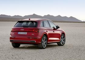 Ver foto 10 de Audi Q5 TFSI quattro 2017