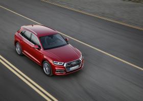 Ver foto 3 de Audi Q5 TFSI quattro 2017