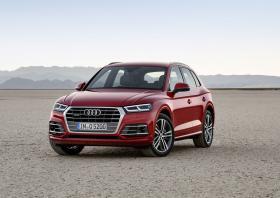 Ver foto 1 de Audi Q5 TFSI quattro 2017