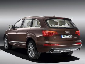 Ver foto 2 de Audi Q7 3.0 TDI Quattro 2009