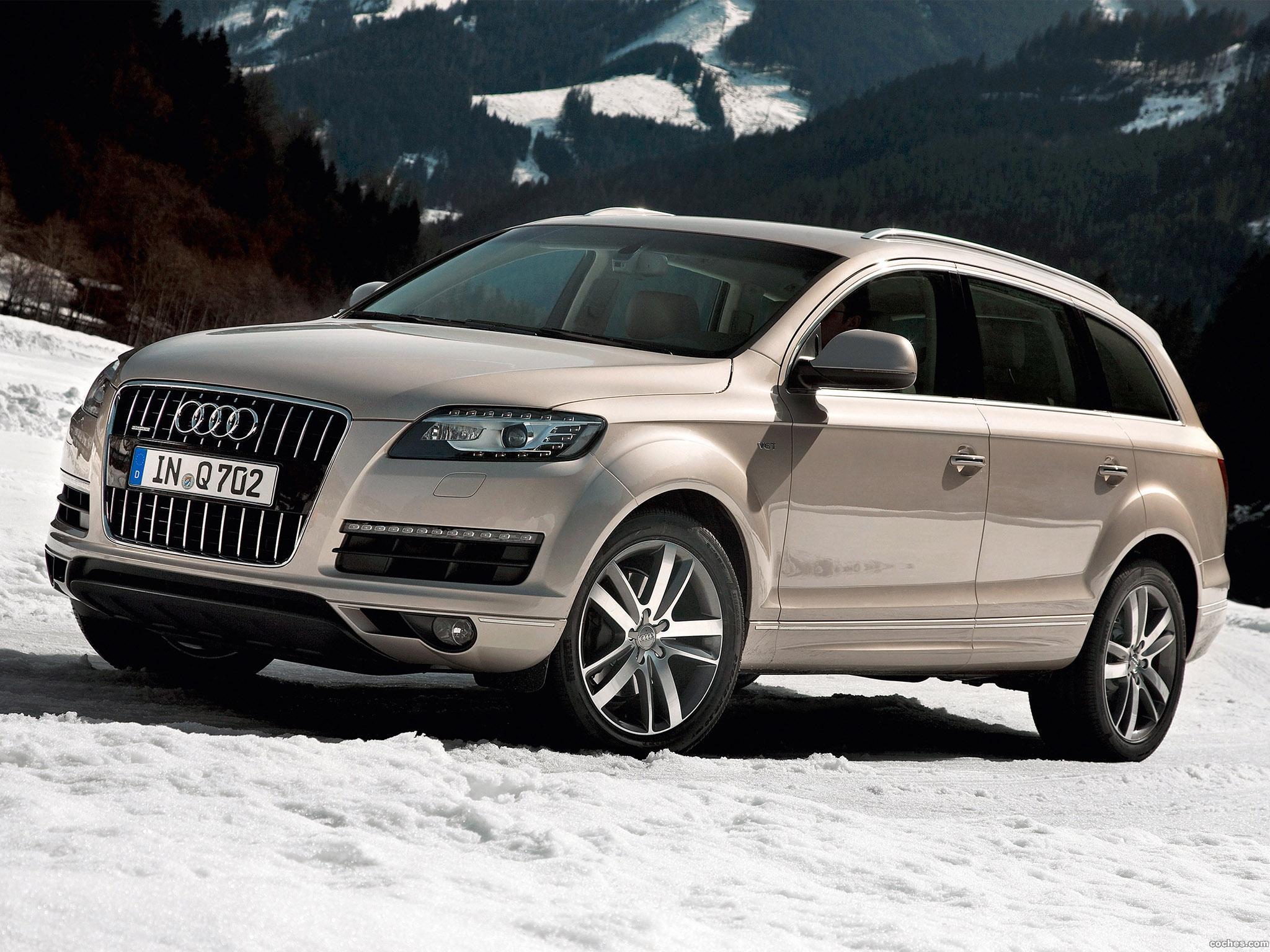 Foto 0 de Audi Q7 3.0T Quattro 2010
