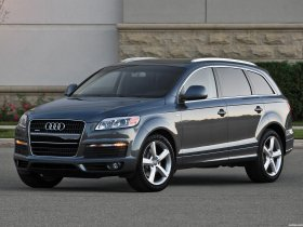 Fotos de Audi Q7 S-Line USA 2008
