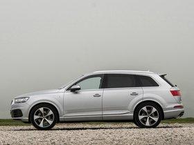 Ver foto 10 de Audi Q7 TDI Quattro S-Line UK 2015