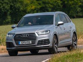 Ver foto 3 de Audi Q7 TDI Quattro S-Line UK 2015