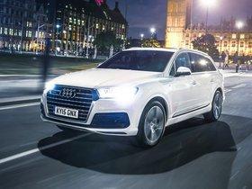 Ver foto 2 de Audi Q7 TDI Quattro S-Line UK 2015