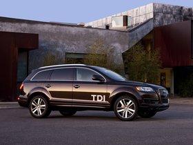 Fotos de Audi Q7 TDi Clean Diesel Quattro USA 2010