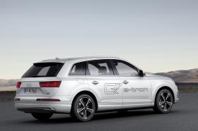 Ver foto 8 de Audi Q7 e-tron 2016