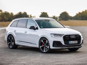 Fotos de Audi Q7 60 TFSIe quattro S line 2020