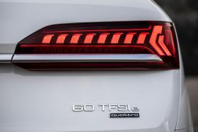 Ver foto 8 de Audi Q7 60 TFSIe quattro S line 2020