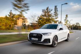 Ver foto 2 de Audi Q7 60 TFSIe quattro S line 2020