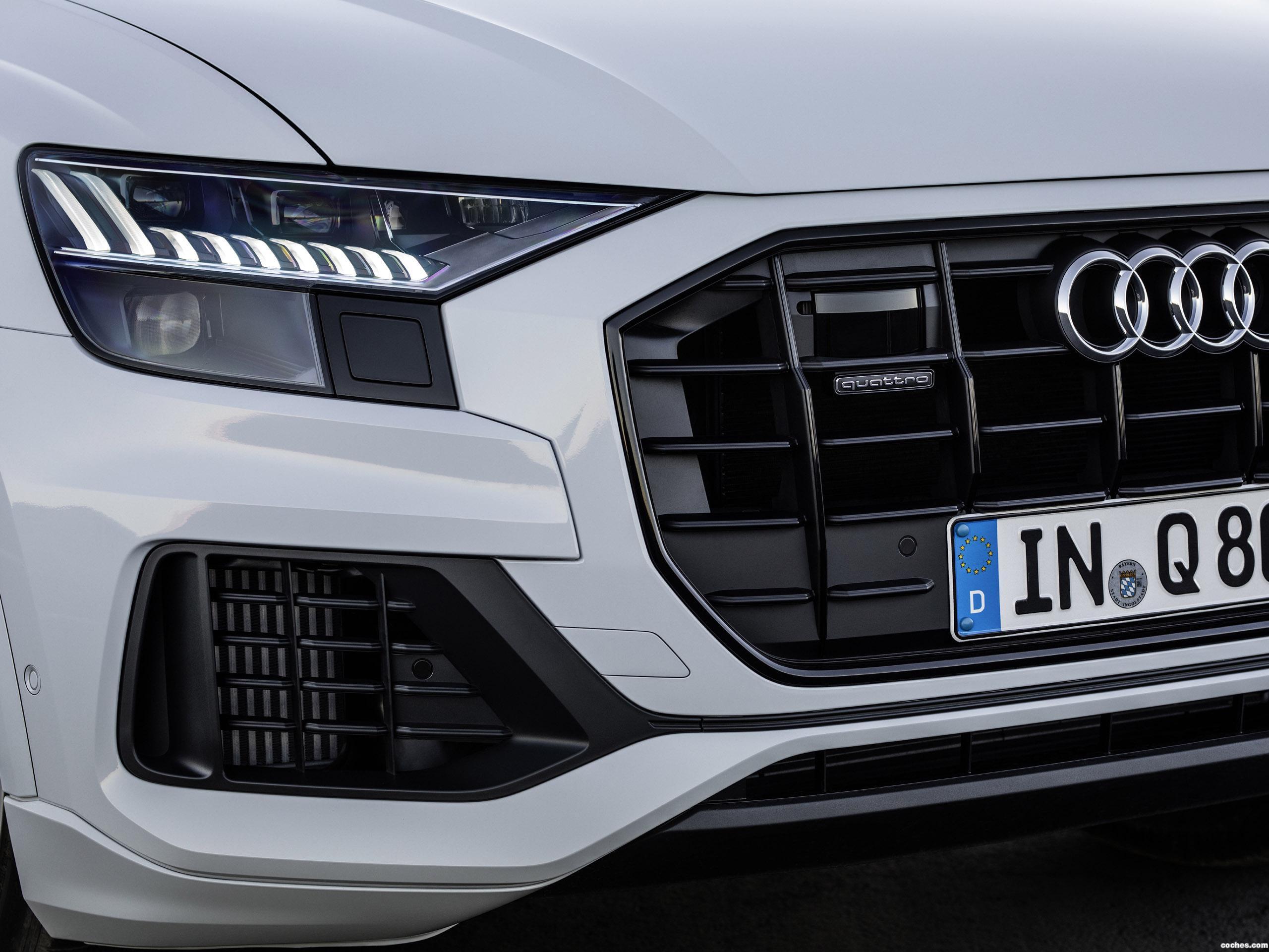 Foto 9 de Audi Q8 55 TFSI Quattro 2018