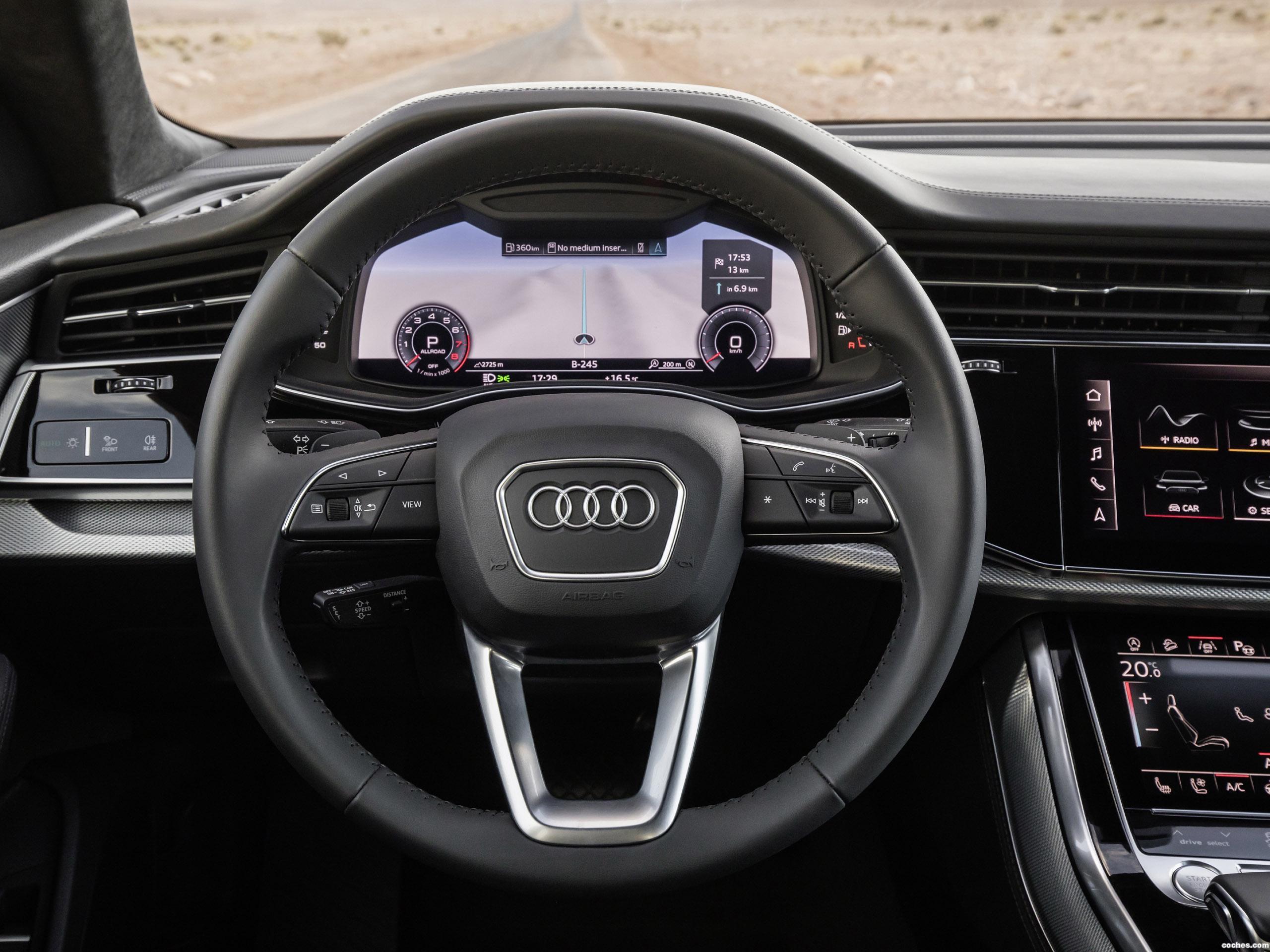 Foto 17 de Audi Q8 55 TFSI Quattro 2018