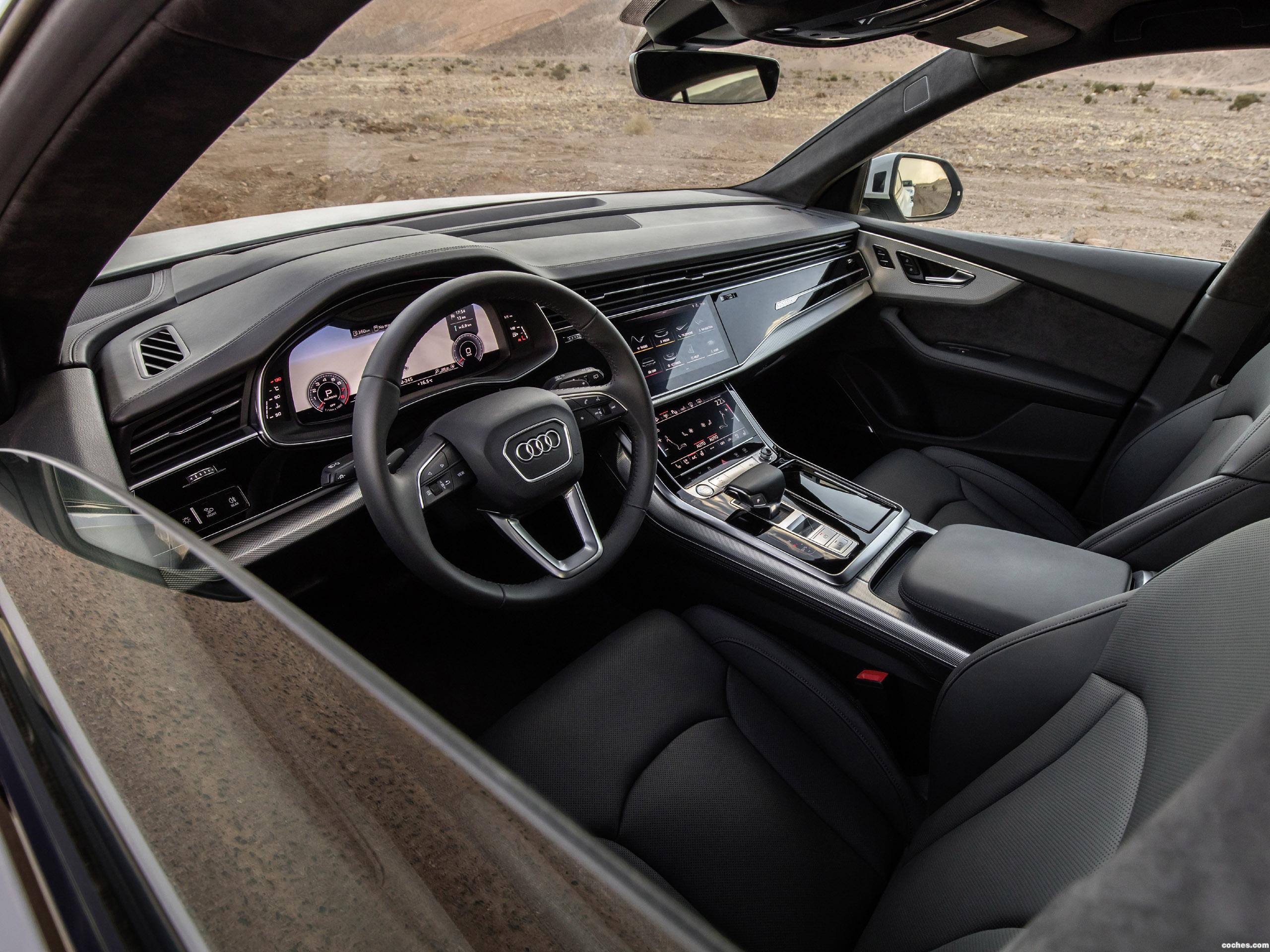 Foto 16 de Audi Q8 55 TFSI Quattro 2018