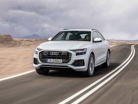 Ver foto 5 de Audi Q8 55 TFSI Quattro 2018