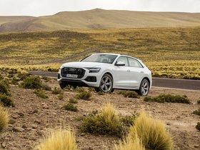 Ver foto 4 de Audi Q8 55 TFSI Quattro 2018