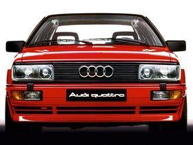 Ver foto 3 de Audi Quattro 1980