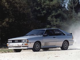 Ver foto 2 de Audi Quattro 1980