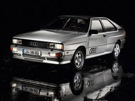 Ver foto 1 de Audi Quattro 1980