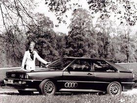 Ver foto 20 de Audi Quattro 1980