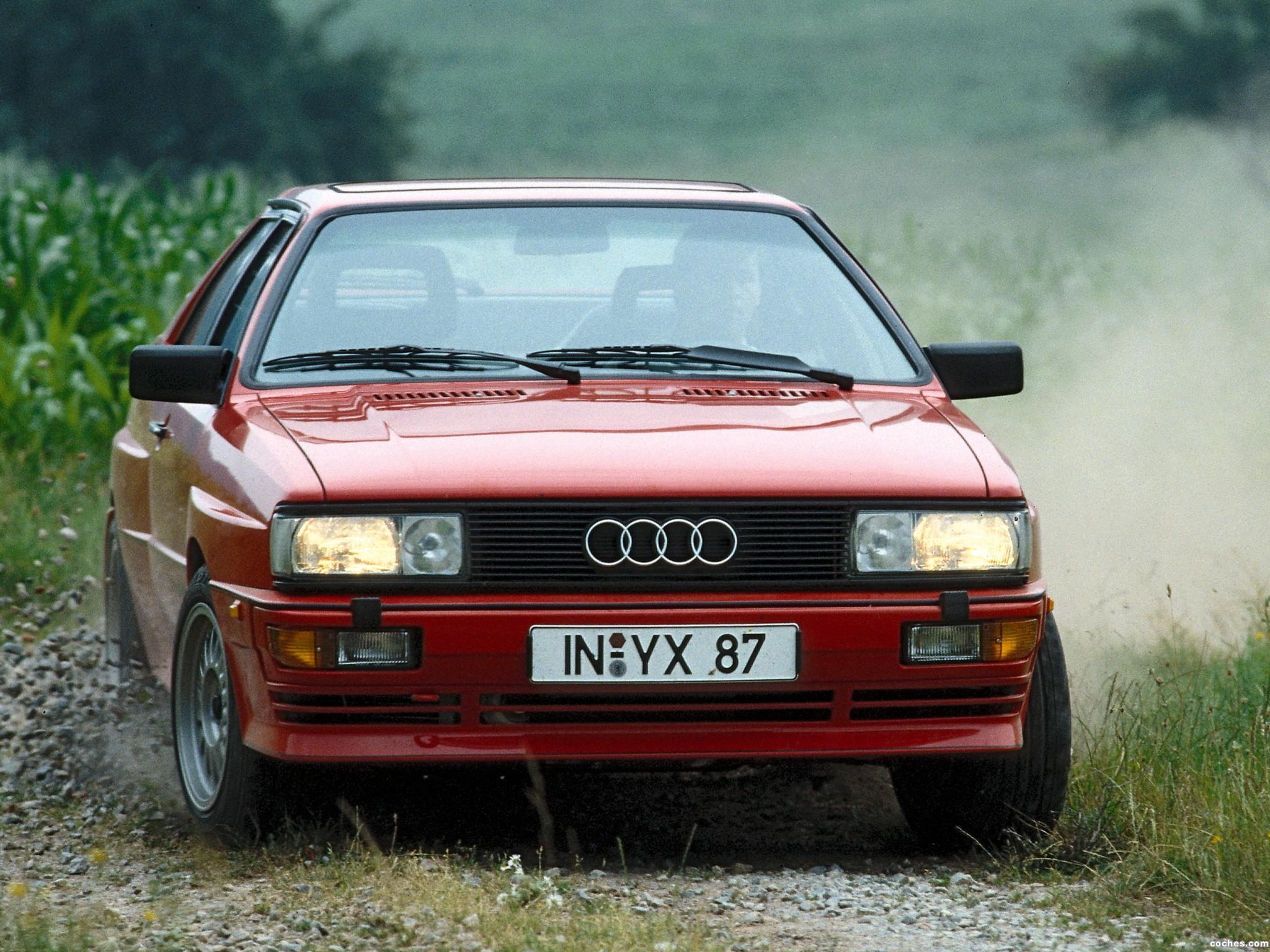 Foto 0 de Audi Quattro 1985