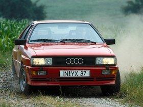 Ver foto 1 de Audi Quattro 1985